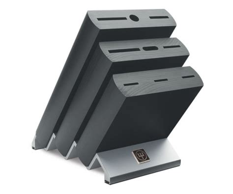 messerblock magnetisch schwarz w 252 sthof messerblock magnetisch