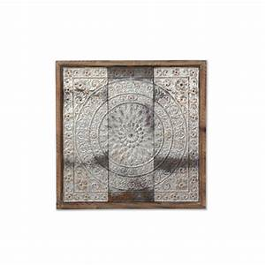home decorators collection amaryllis wood and metal wall With wood and metal wall decor