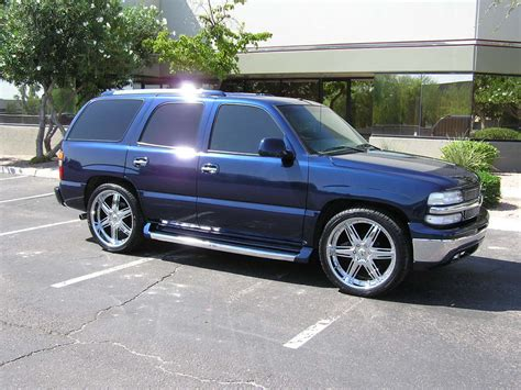Dnice3 2002 Chevrolet Tahoe Specs, Photos, Modification