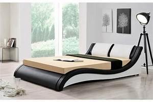 Lit Deux Places Dimensions : lit deux places design liha chloe design ~ Preciouscoupons.com Idées de Décoration