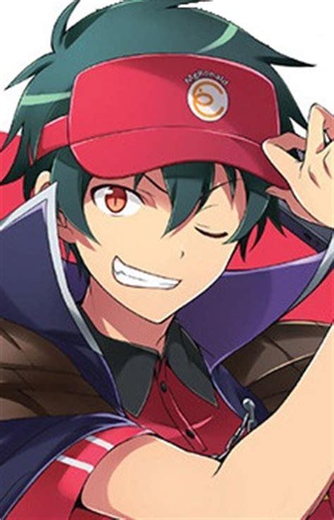 hataraku maou sama my anime list sadao maou hataraku maou sama pictures myanimelist net