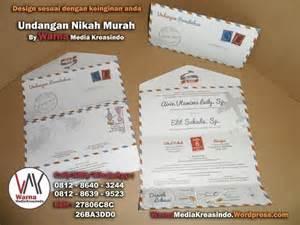 shabby chic wedding invitations undangan unik berbentuk dan tema air mail lop surat whatsapp 081286403244 website