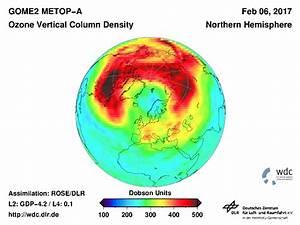 DLR - Earth Observation Center - Ungewöhnliche Wetterlage ...
