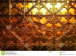 Christmas Gold Metal Background Royalty Free Stock ...