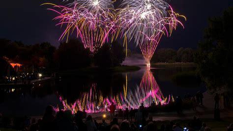 Britzer Garten Feuerwerk by Sommersonnenwendfest Potsdamer Feuerwerk