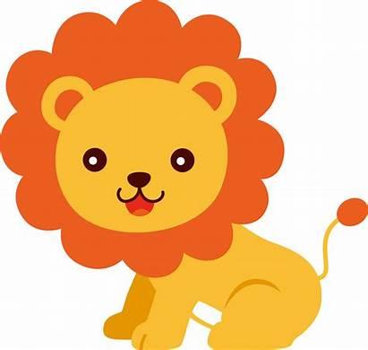 Animals Animal Clipart Zoo Lion Thank Transparent