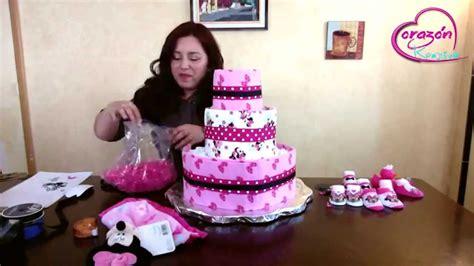 pasteles de baby shower como hacer un pastel de pa 241 ales para baby shower