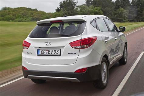 hyundai verkauft brennstoffzellenfahrzeug ix fuel cell