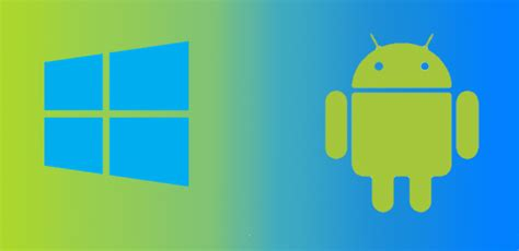 android windows the rumors of windows 10 will able to run android apps