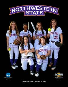 2014 Northwestern State Softball Media Guide by ...