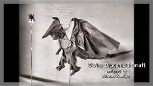 Origami Ancient Dragon Tutorial  U2013 Jadwal Bus