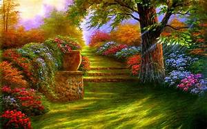 Download Full HD Garden Wallpaper Gallery