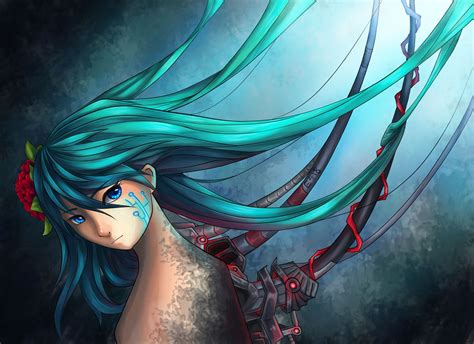 Vire Anime Wallpaper - anime cyborg anime cyborg www imgkid the image