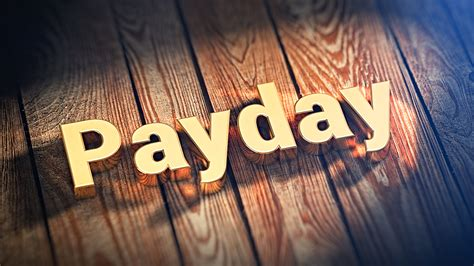 reminder  payday   employees  october