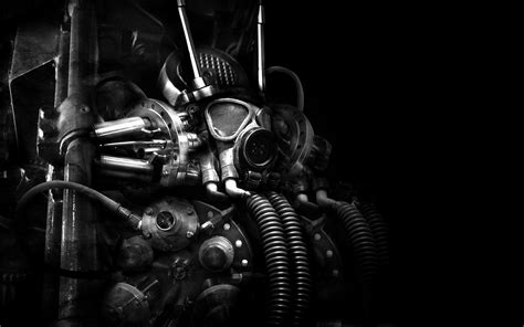 gas mask wallpaper  background image  id