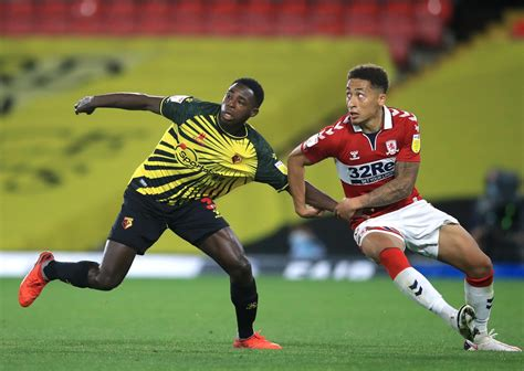 Watford 1 Middlesbrough 0 - Boro lose to 'Sunday League ...