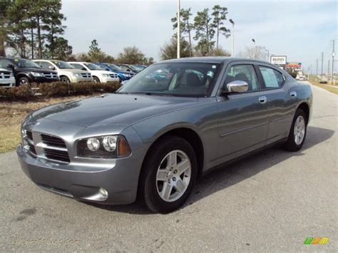 2007 Dodge Charger Sxt by 2007 Dodge Charger Sxt In Silver Steel Metallic 814834