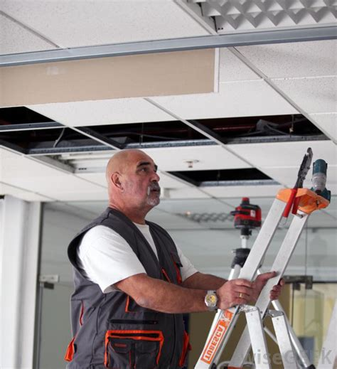 recognize asbestos ceiling tiles  pictures