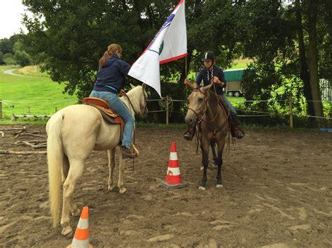 Gelassenheitstraining Pferd Kurse