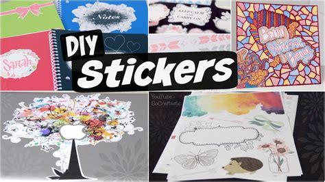 diy stickers decorate  laptop planner notebooks