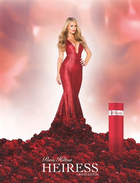 Heiress Limited Edition Paris Hilton Perfume A New