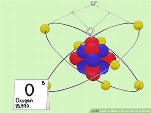 3 Ways to Make a Small 3D Atom Model - wikiHow