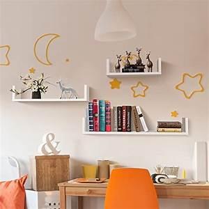 Bücher Wandregal Kinderzimmer : wandregale f rs kinderzimmer online kaufen ~ Lateststills.com Haus und Dekorationen