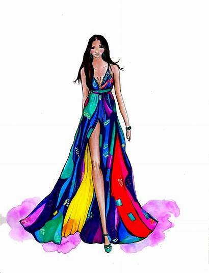 Transparent Illustration Designer Sketches Clipart Drawings Costume