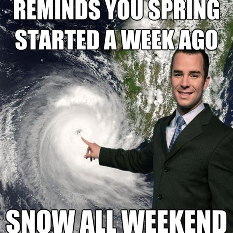 15 Funny Memes About Spring