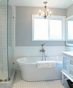 Carrelage Et Salle De Bain : salle de bain r tro carrelage meubles et d co en 55 photos ~ Melissatoandfro.com Idées de Décoration