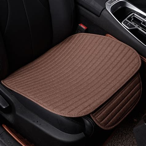universal linen ventilated breathable nonslip car front
