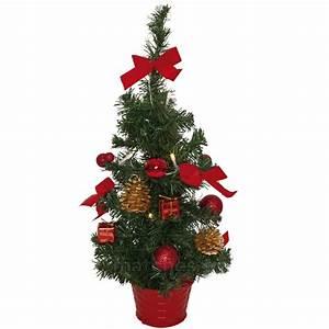 Weihnachtsbaum Pink Geschmückt : kleiner weihnachtsbaum geschm ckt warmwei e lichterkette rote deko 45 cm kaufen matches21 ~ Orissabook.com Haus und Dekorationen