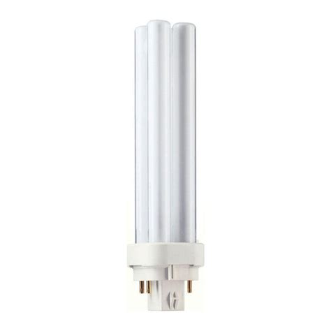 philips 13 watt cool white 4100k 4 pin g24q 1 cflni
