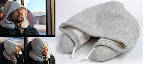 Hooded Travel Pillow