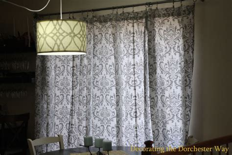 decorating the dorchester way patio door wide curtains