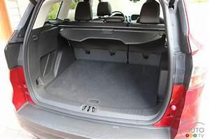 Ford Escape Coffre : photos du ford escape 2017 auto123 ~ Melissatoandfro.com Idées de Décoration