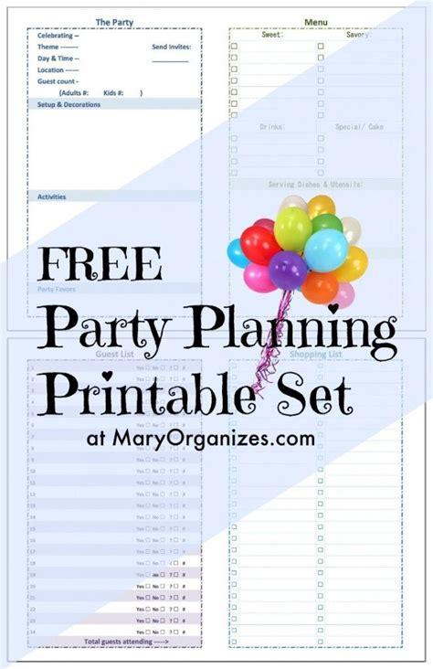 planning printable future