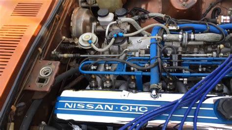 Datsun 280z Engine by 1977 Datsun 280z Engine Description