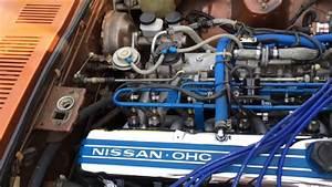 1977 Datsun 280z Engine Description