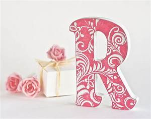 wall decor letters for nursery homes decoration tips With decorative letter r for wall