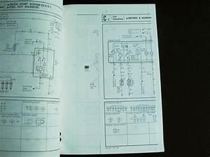 Wiring Diagrams Mazda B1600    B2000    B2200