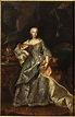 File:Viennese painter - Maria Theresa as Queen of Hungary ...