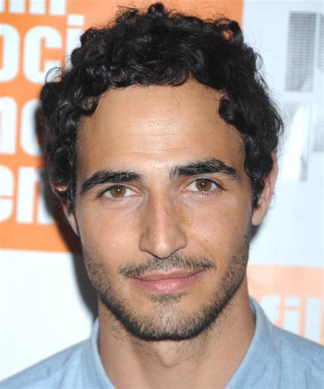 Zac Posen Short Curly Casual Hairstyle
