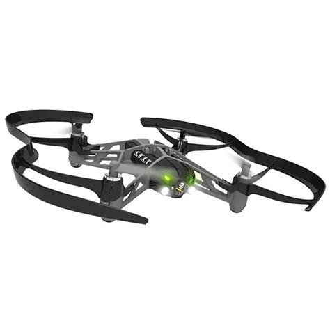 minidrone parrot airborne night drone swat noir