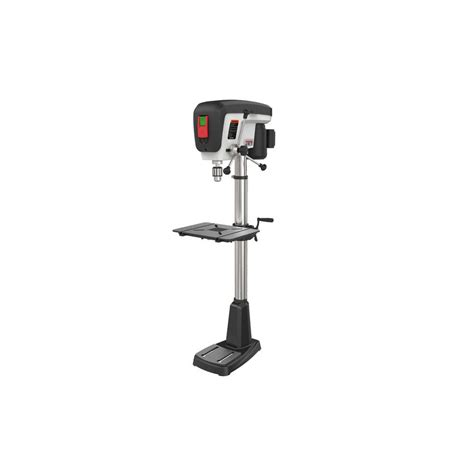 Jet Floor Standing Drill Press by Jet 3 4 Hp 15 In Floor Standing Drill Press With Led