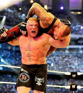 WWE WrestleMania 30 The Undertaker vs Brock Lesnar   WWE ...