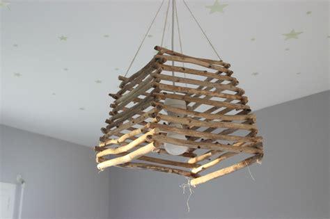 lustre en bois flott 233 creation en bois flott 233