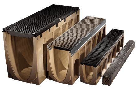 Aco Trench Drain Systems