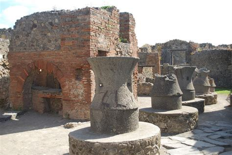 Free photo: Pompeii, Kitchen, Ancient, Italy   Free Image