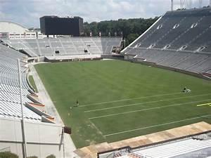 Lane Stadium Interactive Seating Chart Lane Stadium Section 408 Rateyourseats Com